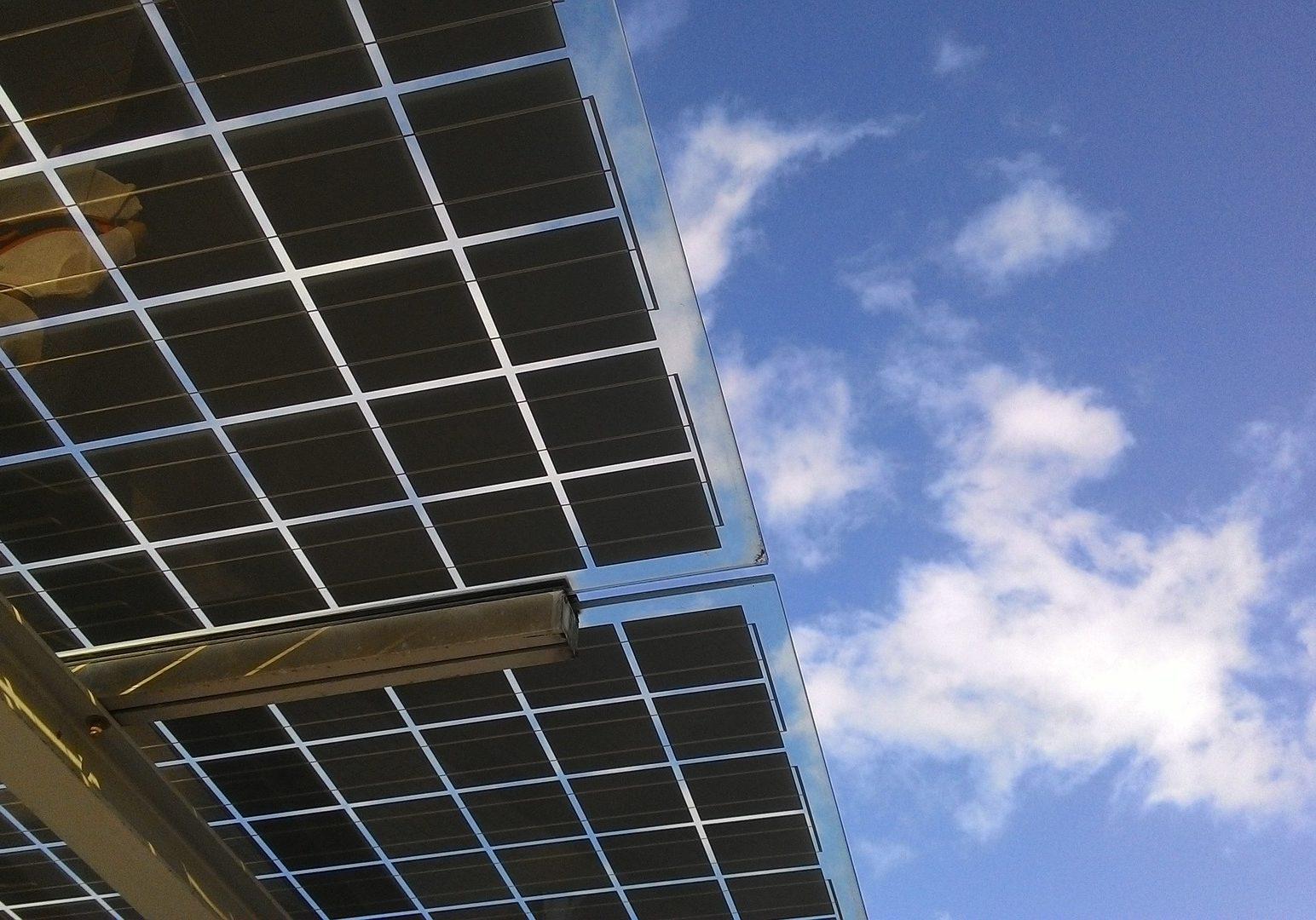 Photovoltaik in Wien Montage